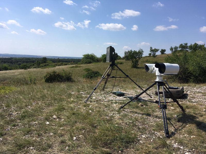 Vehicle Mounted Ground Surveillance System